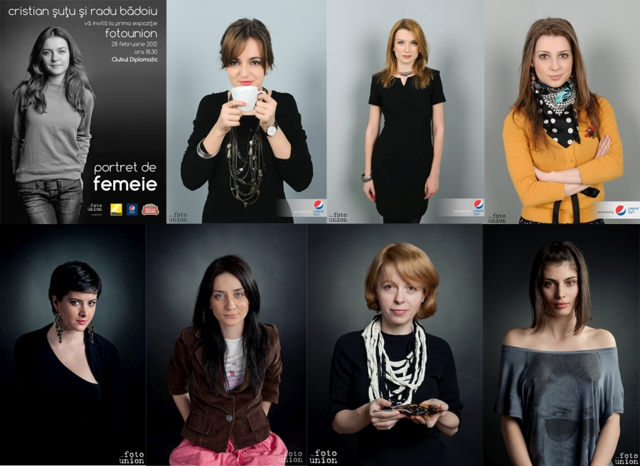 portret de femeie 2012