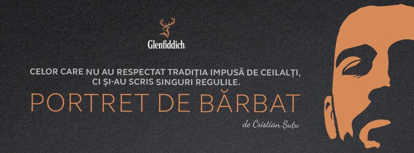 Cover Portret de Barbat