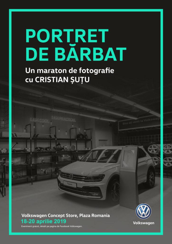 VW Portret de barbat 2019